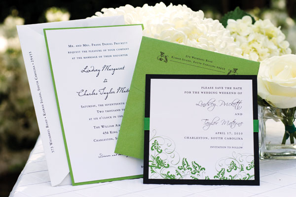 Wording For Invitations Wedding: Wedding Invitation Etiquette